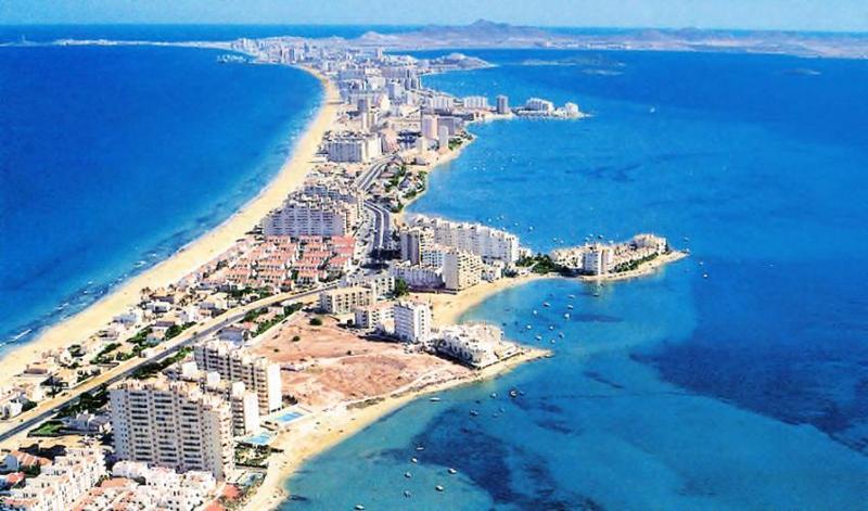 Costa calida Mar-Menor-de-Murcia